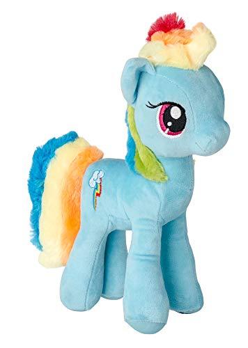 Meine kleinen Ponys My Little Pony Plüschtier Kuscheltier Rainbow Dash 27 cm (Blau-Rainbow Dash)