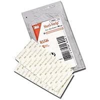 3M Steri-Strip klebekompressen für Hautverletzungen, 6mm x 100mm, 5Stück preisvergleich bei billige-tabletten.eu