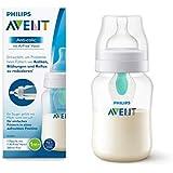 Philips Avent Anti-colic Flasche, mit AirFree - Ventil kompatibel, 260ml, transparent