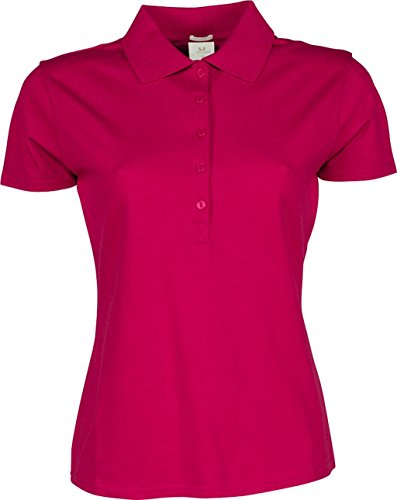 Ladies Luxury stretch Polo Rose hot
