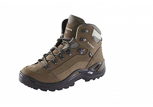 Lowa renegade gTX mID chaussure de randonnée mi-montante gris small - Stein