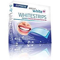 Teeth Whitening Strips - 14 Bright White EXPRESS PROFESSIONAL Whitening Strips