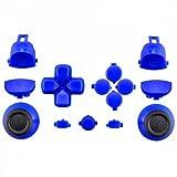 Controller Monkeys - PS4 Controller Mod Kit für JDM-040 Modell (Blau)