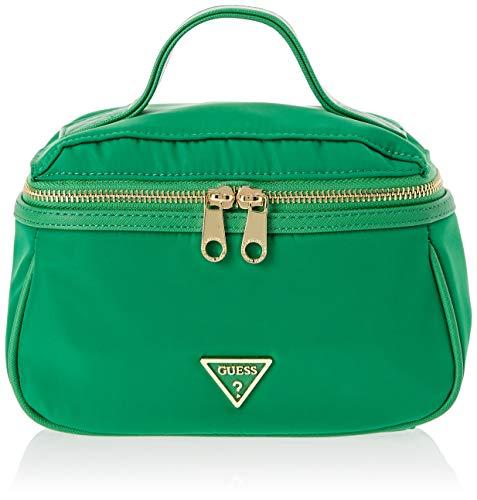 Guess Damen Did I Say 90 Shopper, Grün (Green), 22x14x10.5 Centimeters