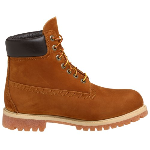 Timberland 6in premium boot, Boots homme Rust Orange