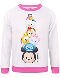 Disney Tsum Tsum Girl's Sweatshirt