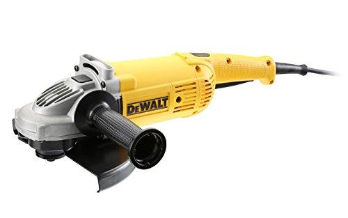 DeWalt DWE492S-QS Amoladora 230 mm 2.200W 6.500 rpm Arranque suave