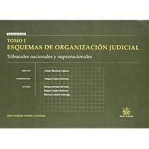 Tomo I Esquemas de Organización judicial