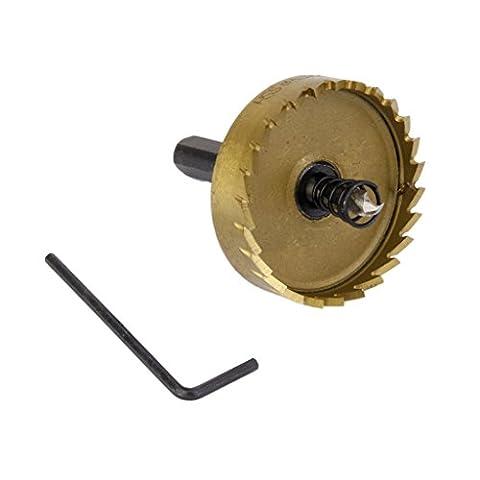 Dia. 50mm Pointe en Carbure Scie Cloche Mèche Foret Pour