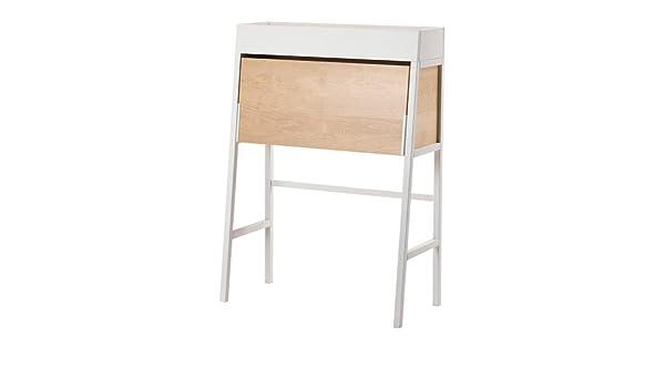 Ikea ikea ps bureau white birch veneer cm