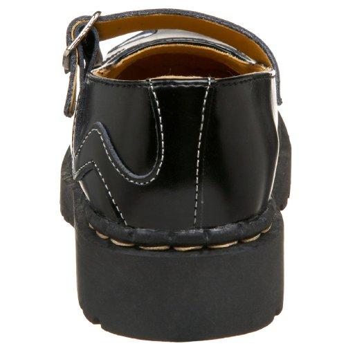 Tuk Anarchico Scarpe T2025, Tacchi Bassi Donna Nero (noir (nero))