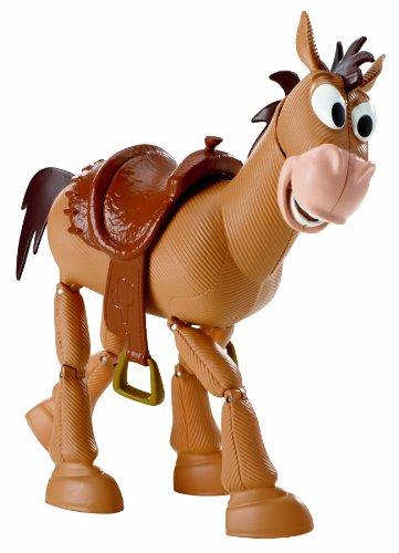 Mattel Disney Pixar Toy Story - Bullseye The Horse Figure (Y5394)