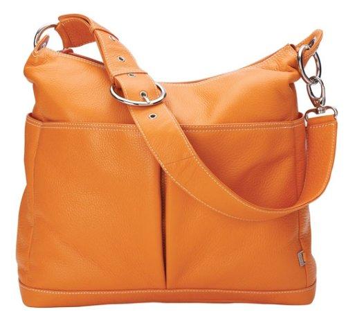 oioi-two-pocket-leather-baby-changing-bag-hobo-orange