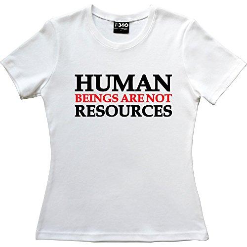 T34 -  T-shirt - Donna White Women's T-Shirt