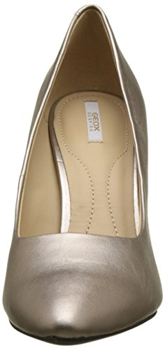 Geox Damen D Caroline C Pumps Gold (champagnecb500)