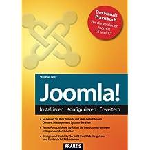 Joomla! Installieren · Konfigurieren · Erweitern