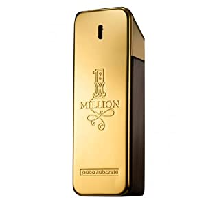 Paco Rabanne One Million Homme/Men, Eau de Toilette, vaporisateur/Spray