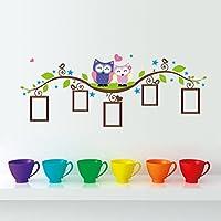 Wallpark stickers muraux apporte l'art dans votre chambre, et apporte aussi de la joie à tout le monde, la création d'une maison pleine d'amour, rendre votre vie plus colorée et merveilleuse. Après avoir reçu le sticker mural, vous pouvez reporter au...