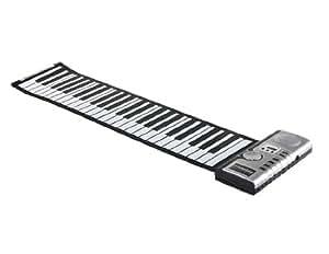Portable 49 Key MIDI Soft Keyboard Piano