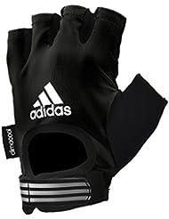 Adidas Gants de fitness Blanc