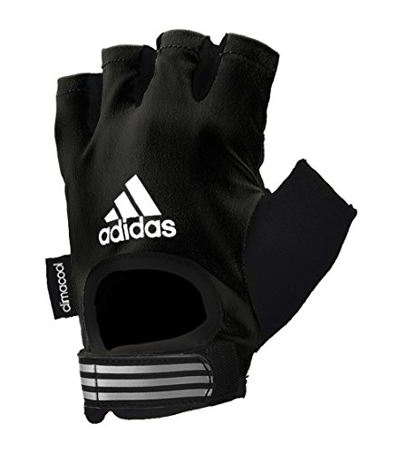 Adidas - Guanti da Fitness