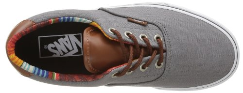 Vans  U Era 59,  Sneaker unisex adulto Gris (Steel Gray/Multi Stripe)