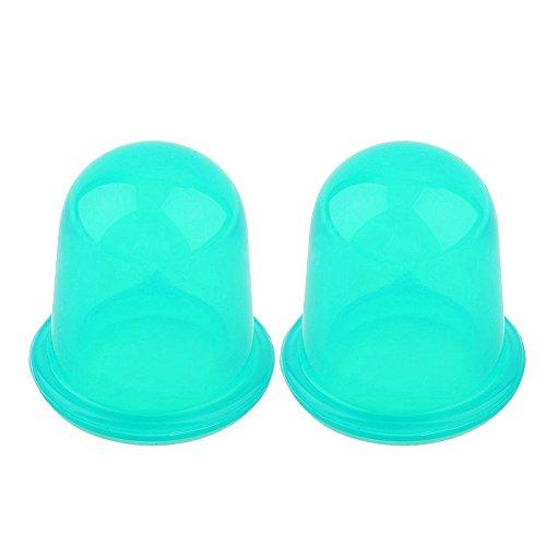 Coppette in silicone per massaggi anticellulite, 2pezzi