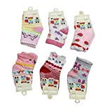 Best Grip Socks - Dazzle baby girl cotton socks fancy cotton socks Review