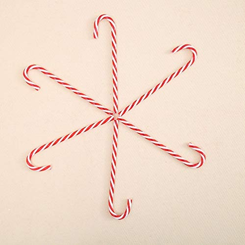 Christmas Candy Cane Ornaments Xmas Tree Hanging Decoration ()