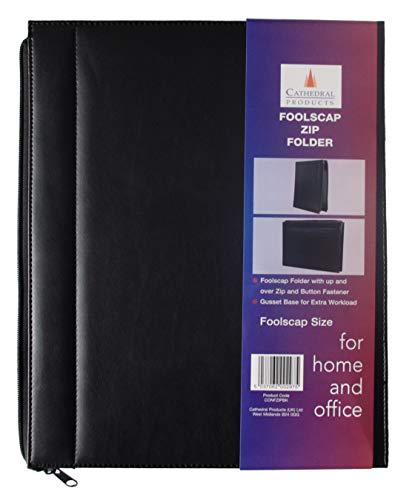 Conference - Carpeta portadocumentos, color negro