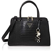 Guess Womens Satchels Bag, Black - CG729106