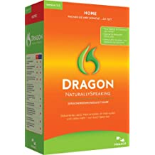 Nuance Dragon NaturallySpeaking Home 11.5