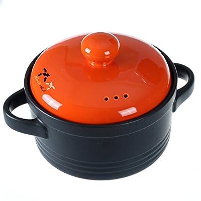 Doublewhale Soup Pots Ceramic Stockpots Large Pots Fire 600 Degrees High Temperature Corlorful Casserole Dish Healthy Enhance Flavor Casseroles Dishes Stew Pot Porridge Clay Pot Sand Pot from Doublewhale