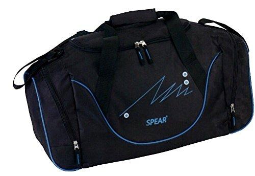 SPEAR® FLASH 793 Sporttasche 57cm Freizeittasche in 3 Farben Schwarz