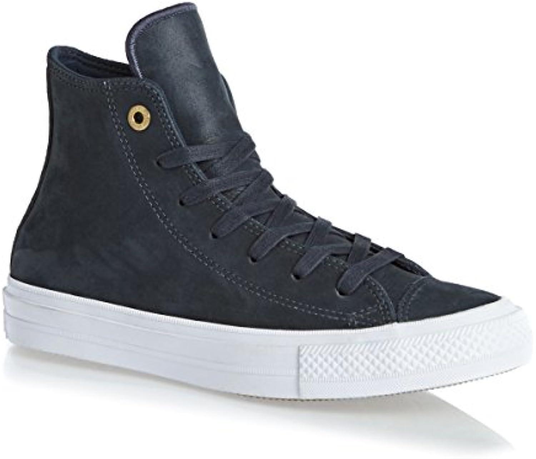 Converse Chuck Taylor All Star Ii High Damen Sneaker Grau