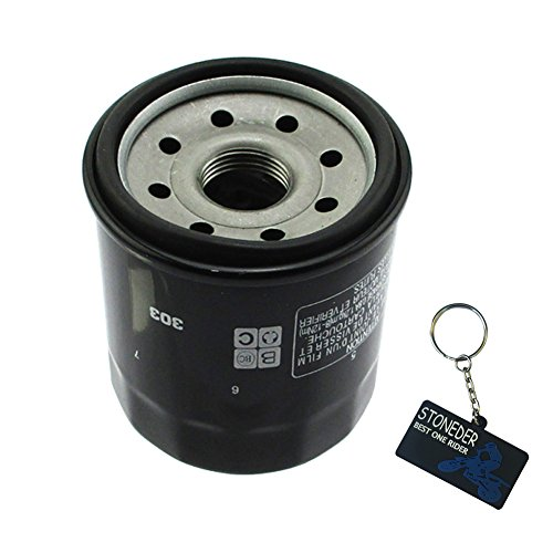 Stoneder filtre à huile pour Honda 15400-pfb-007 15410-mm5-003 15410-mm9-003 15410-mm9-013 15410-mm9-305 15410-mm9-405 15410-mm9-p00 15410-mm9-p01 15410-mm9-p03 15410-mt7-003 15412-mt7-003
