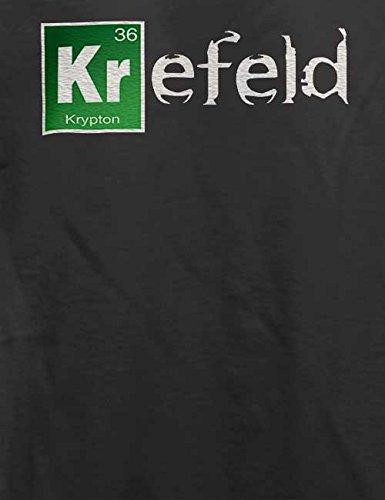 Krefeld T-Shirt Grau