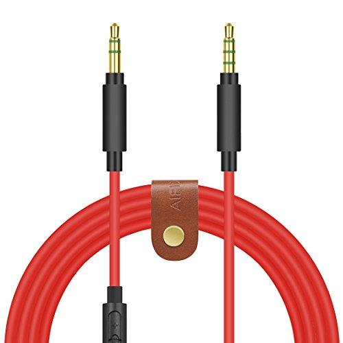 geekria QuickFit Upgrade Kabel für Skullcandy Hesh
