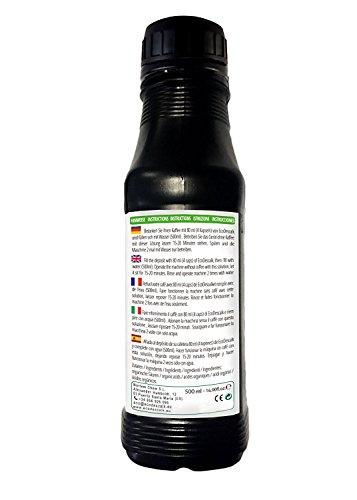 comprare on line EcoDescalk 500 ml. Decalcificante per tutte le Macchine da Caffè. Tutte le Marche (Nespresso, Krups, DeLonghi, Tassimo.) 6 Decalcificazioni. Prodotto CE. prezzo