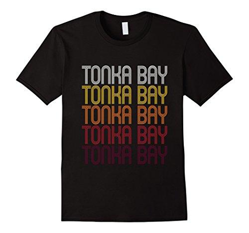 tonka-bay-mn-vintage-style-minnesota-t-shirt-herren-grosse-xl-schwarz