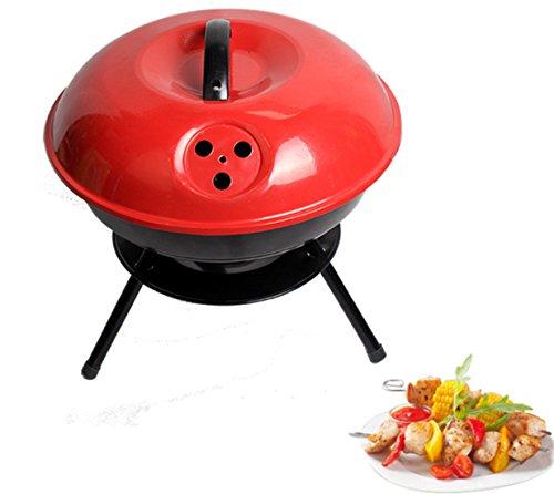 Yeying123 perfect flow apple grill stufa, fornelli a legna per picnic,s