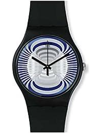 Swatch Armbanduhr Microsillon SUON124