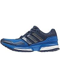 online retailer fc804 78cd1 adidas Response Boost 2 Techfit J, Chaussures de Running Mixte bébé