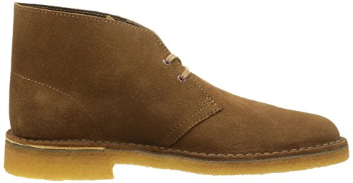 Clarks Originals Desert Boot, Chaussures de ville homme Marron (COLA SUEDE)
