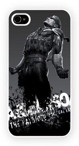 Metal Gear Solid, iPhone 4 4S, Etui de téléphone mobile - encre brillant impression