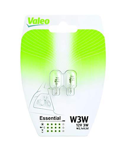 Valeo 32114Leuchtmittel 3W, Set von 2