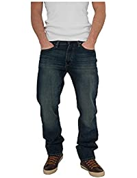 Urban Classics Loose Fit Jeans Dirty Wash