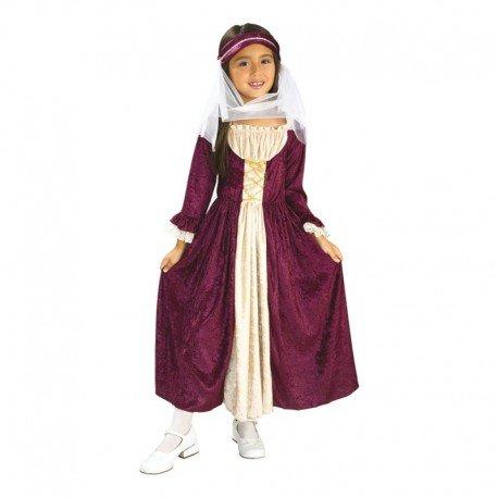 (Rubie 's–Kinder Mädchen Mittelalter Kostüm, S (882328-s))