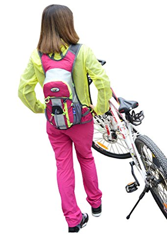 peiji Outdoor Wandern Laufen Rucksack Fahrrad Radfahren Reiten Rucksack Tasche Pueple