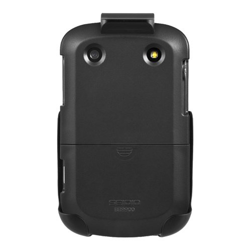 Seidio Blackberry (Seidio Surface Schutzhülle BlackBerry Bold 9900/9930, Schwarz)